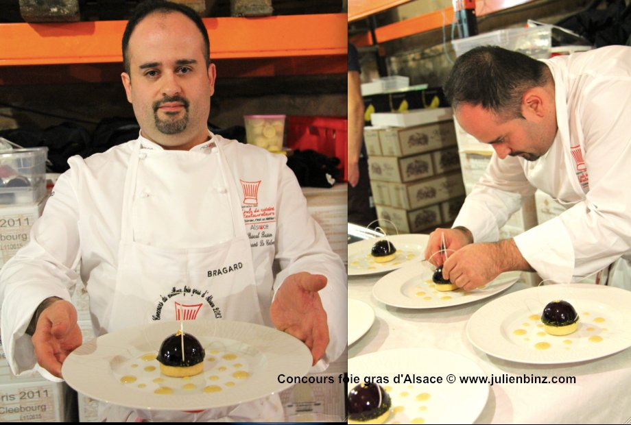 Le Meilleur Foie Gras d'Alsace par Pascal BASSO