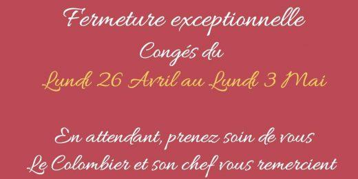 restaurant-le-colombier-conges-avril-mai-2021