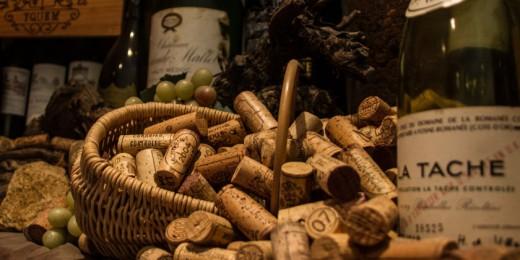 Plus de 180 références de vin
